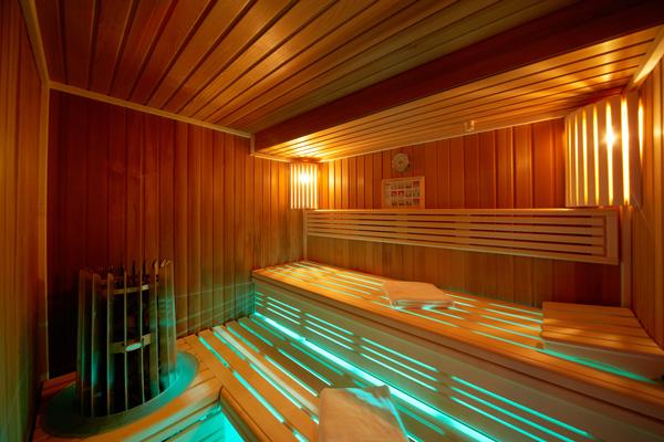 Spa priv - Plan sauna finlandais ...